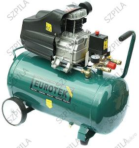 3,8HP Kompresor olejový 50l ET 8bar 2,8kW (OLEJOVÝ KOMPRESOR50L)