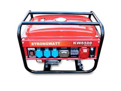 STRONGWATT SW100 GENERÁTOR PRÚDU 4,8kW / 6,5HP 2500W (GENERÁTOR PRÚDU 2500W 6,5HP)
