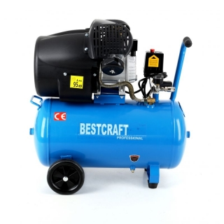 Bestcraft EC1484 Olejový kompresor 50L 8bar 3kW / 4HP 230V