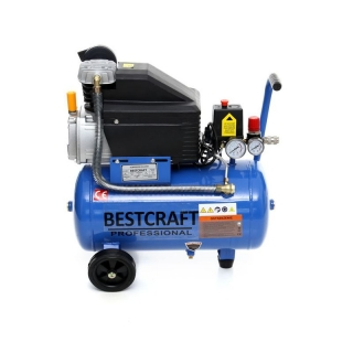 Bestcraft EC1481 Olejový kompresor 24L 8bar 2,8kW / 3,8HP